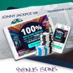 bonus spins jonny jackpot casino