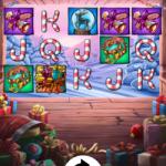 bonus spins santa rudolf