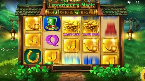 Leprechaun's Magic Slot Screenshot